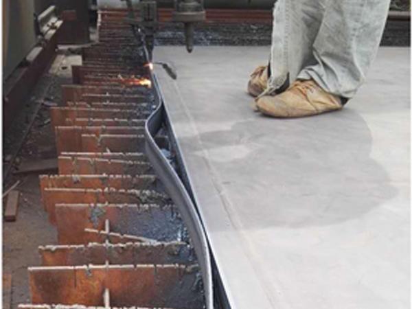 安阳火焰切割钢板
