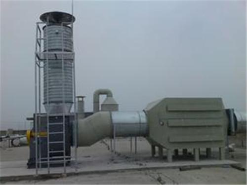 噴油器活性炭吸附塔