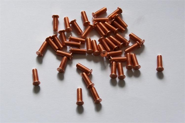 冷镦焊接铜螺丝