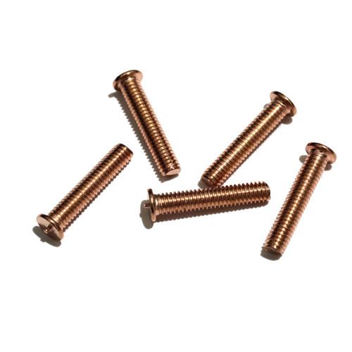深圳焊接螺钉铁镀铜
