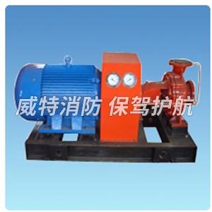 环泵式电动机消防泵组