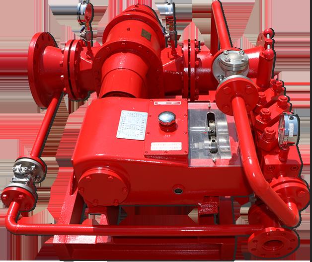 機械泵入式比例混合裝置