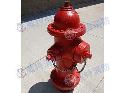 地上消防栓