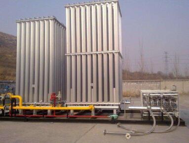 LNG气化调压撬装设备