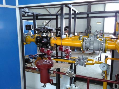 CNG撬装设备厂