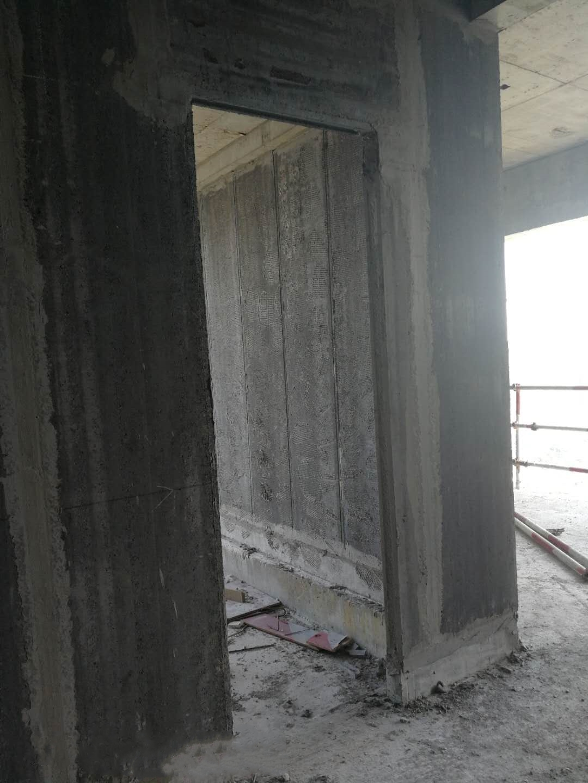 灰渣混凝土空心内隔墙