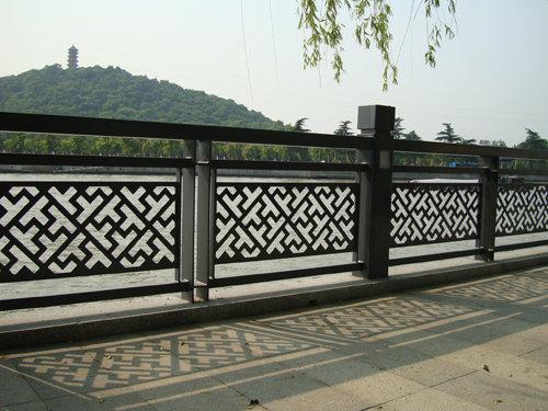 遵义景区防护栏杆