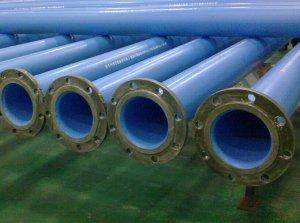 给水衬塑复合钢管