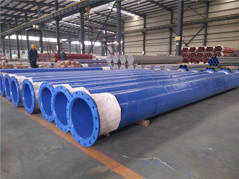 云南钢塑复合管厂家