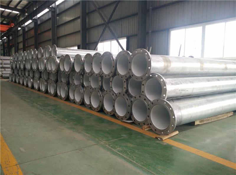 四川排水襯塑鋼管