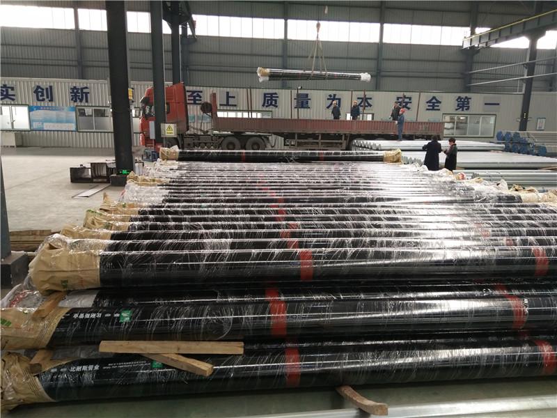 四川给排水衬塑钢管