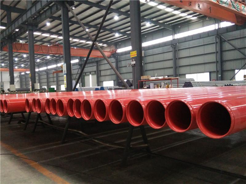 排水衬塑钢管