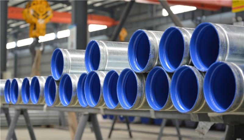 衬塑钢管厂家