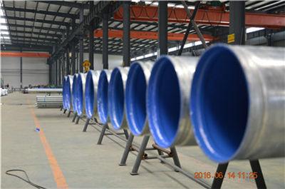 成都给水涂塑钢管质量