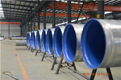 给水涂塑钢管质量