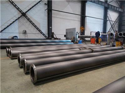 衬塑复合钢管质量