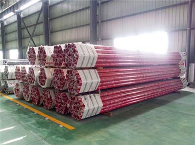 云南衬塑钢管质量