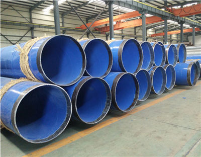 四川衬塑钢管质量
