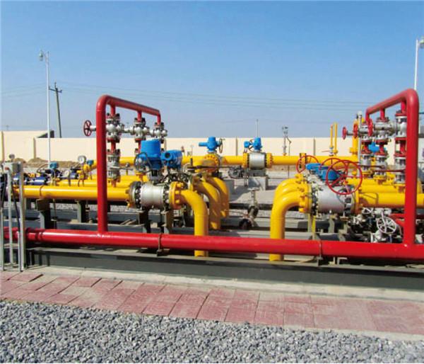石油、天然气管道涂覆钢管