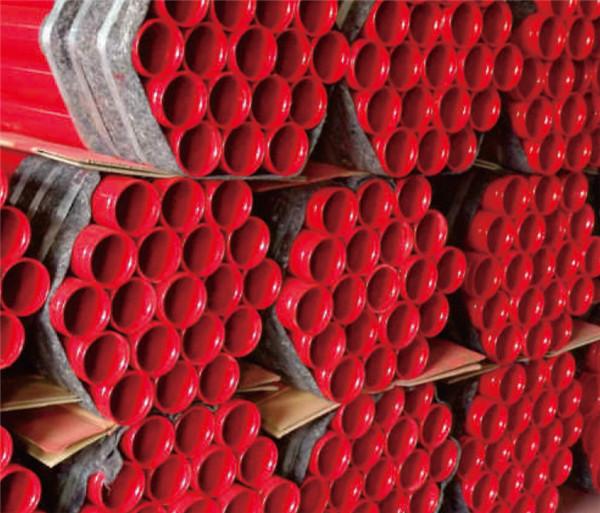 云南消防用涂塑钢管厂家
