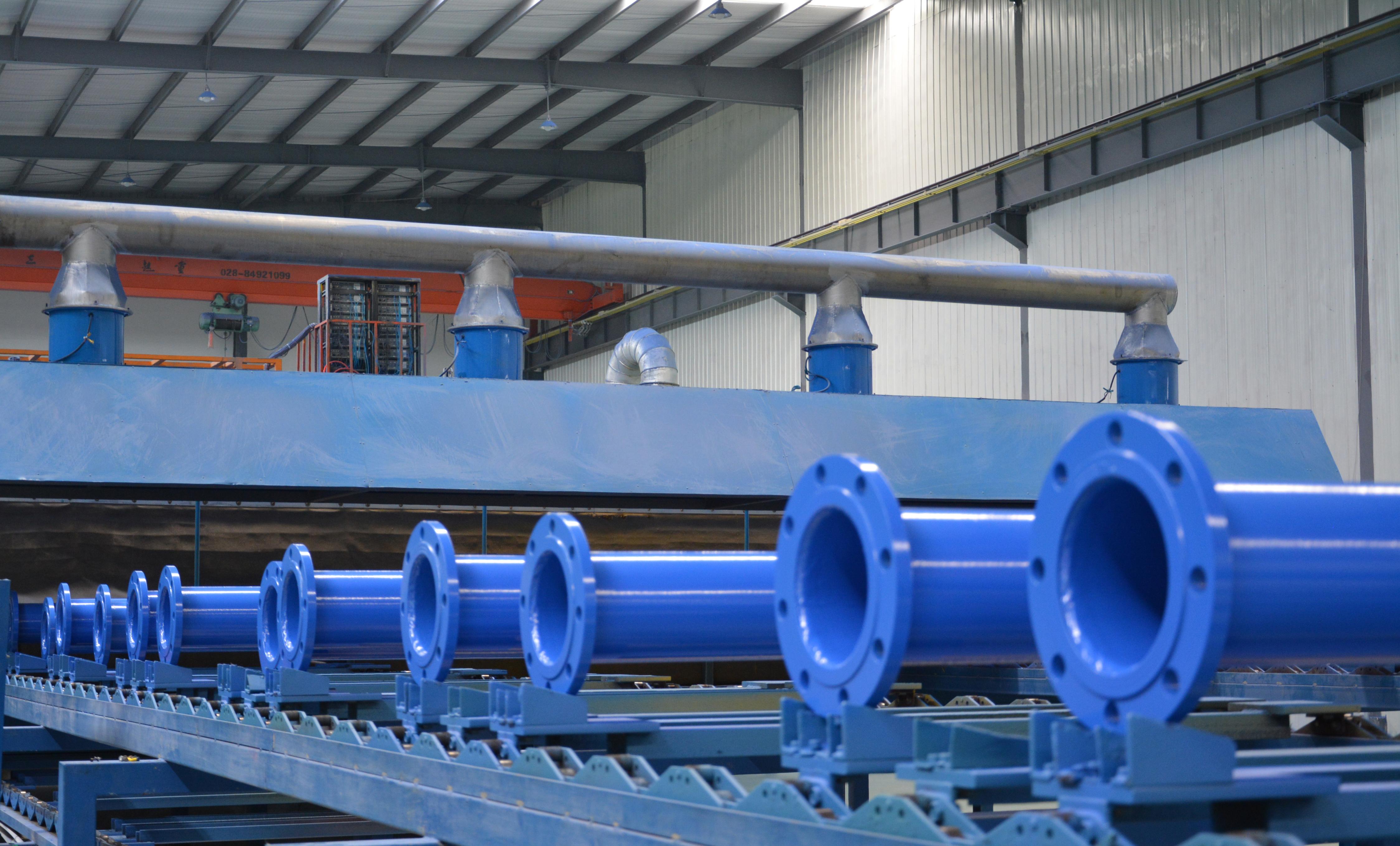 塗塑複合鋼管