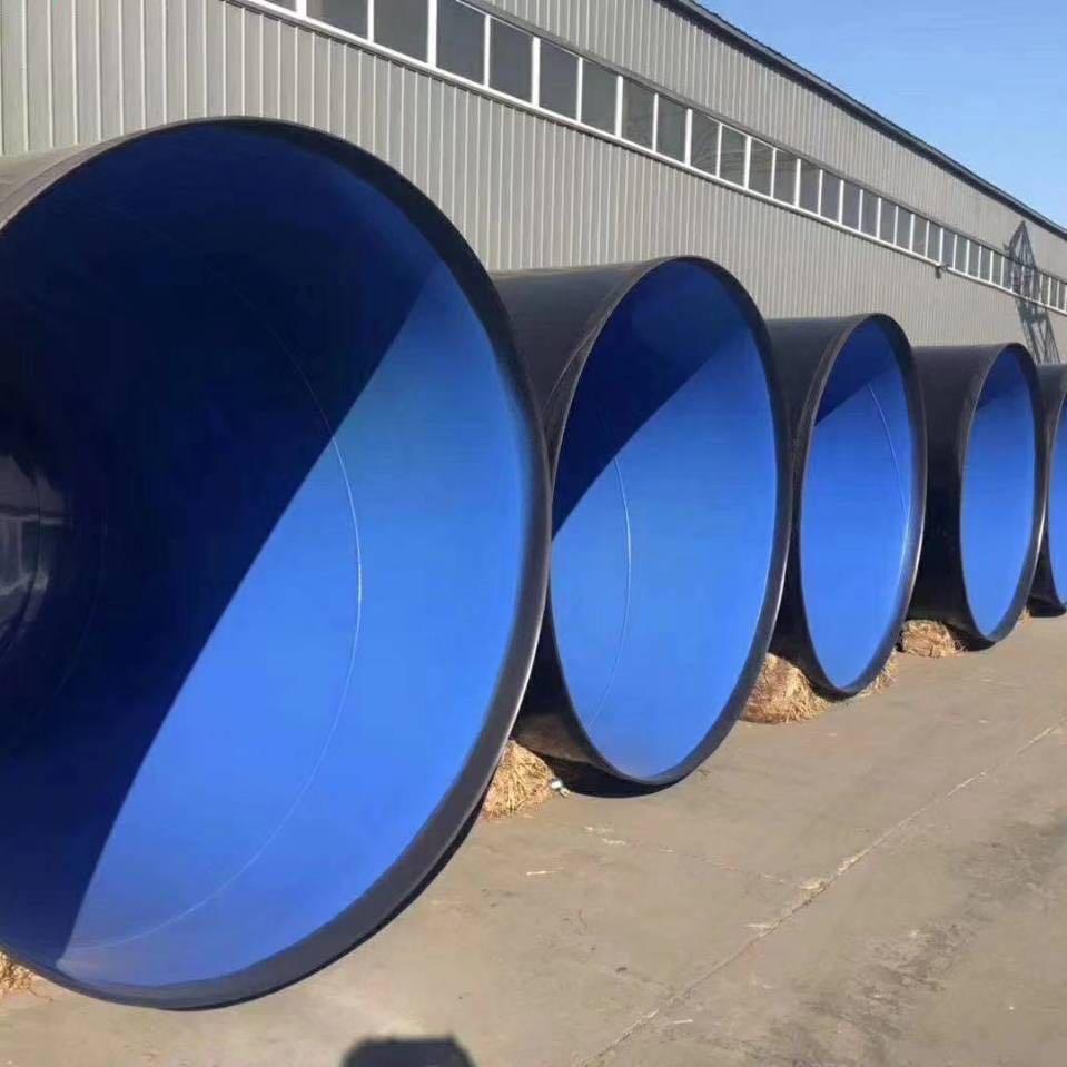 大口径给水涂塑复合钢管