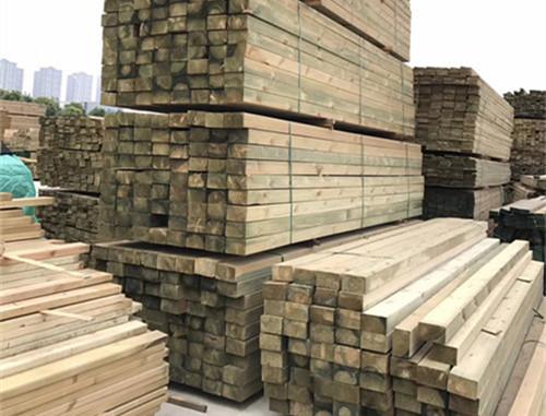 防腐木制作