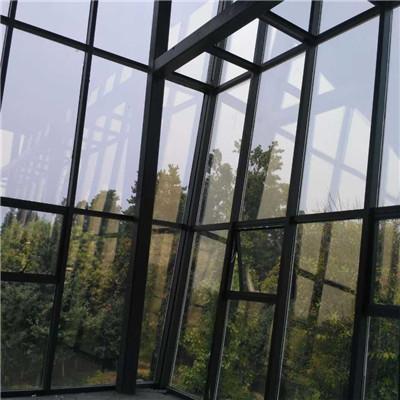 成都玻璃幕墙施工