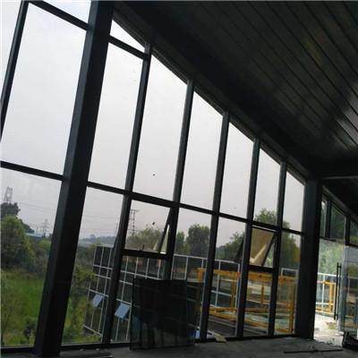 四川玻璃幕墙