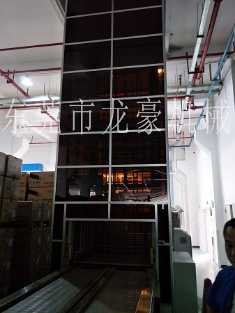 广州往返式升降机