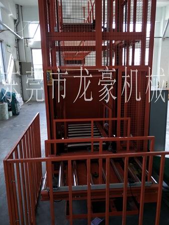 广州Z式升降机
