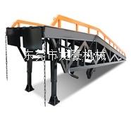 嵌入式登车桥