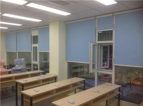 四川学校教室窗帘