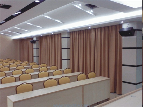 四川学校教室窗帘安装