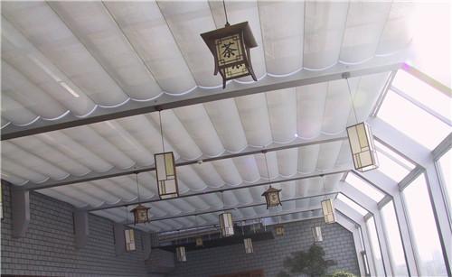 小型阳光房窗帘厂家