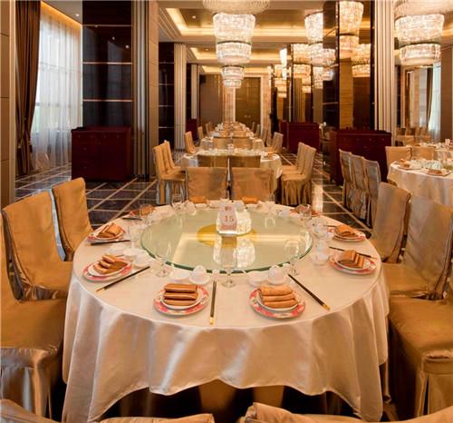 四川酒店餐厅窗帘