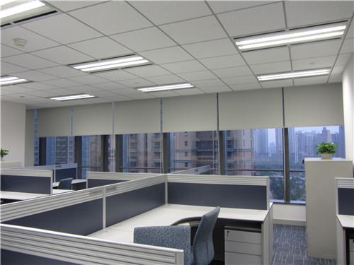 成都办公室窗帘安装
