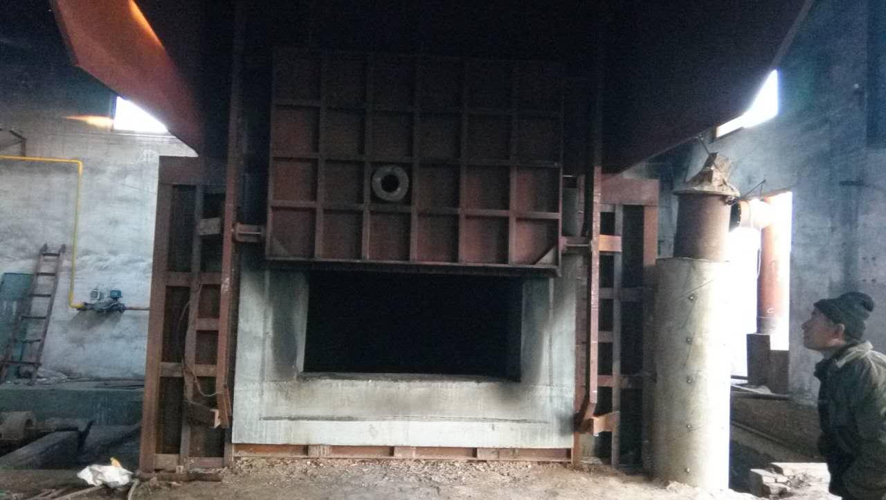 蓄热式炉窑