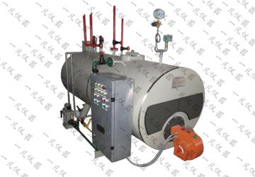 燃油气锅炉模拟机