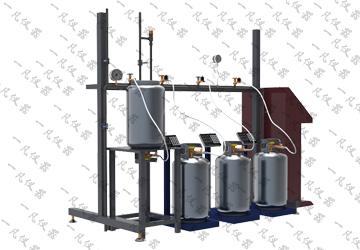 液化石油气气瓶充装模拟机