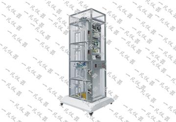 透明电梯实训模型
