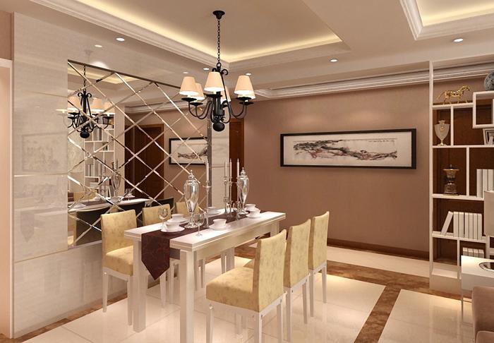 天津欧式风格装修设计