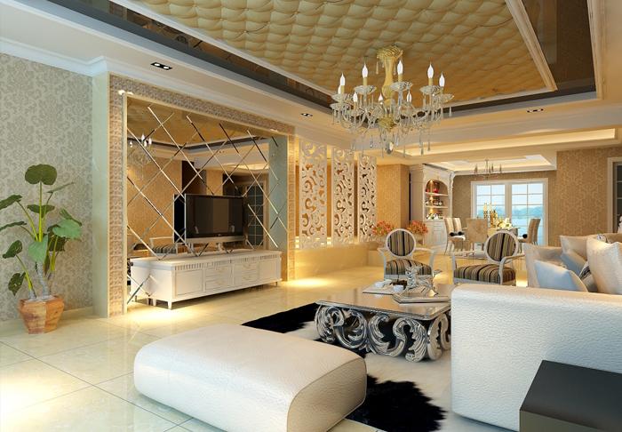 天津美式风格装修设计