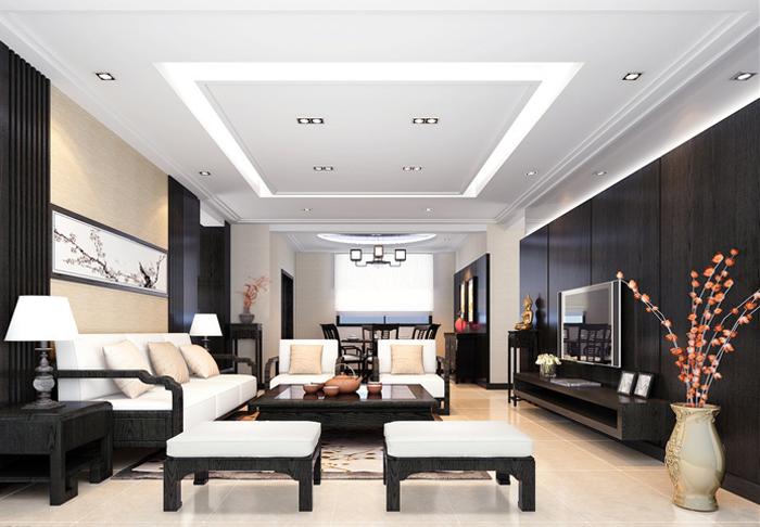 天津中式风格装修设计