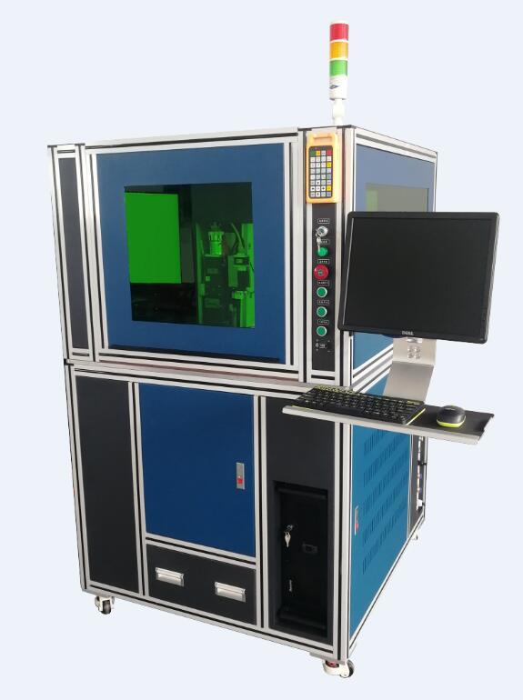 精密金属激光切割机