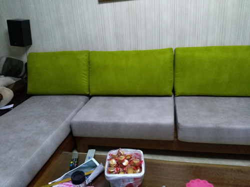 布艺沙发套定制