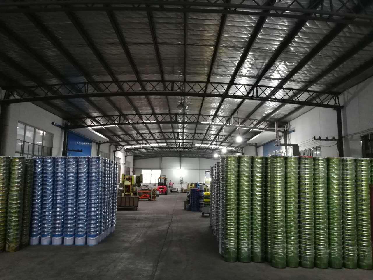 印铁制罐生产线