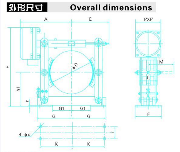 JZ系列节能电磁鼓式制动器