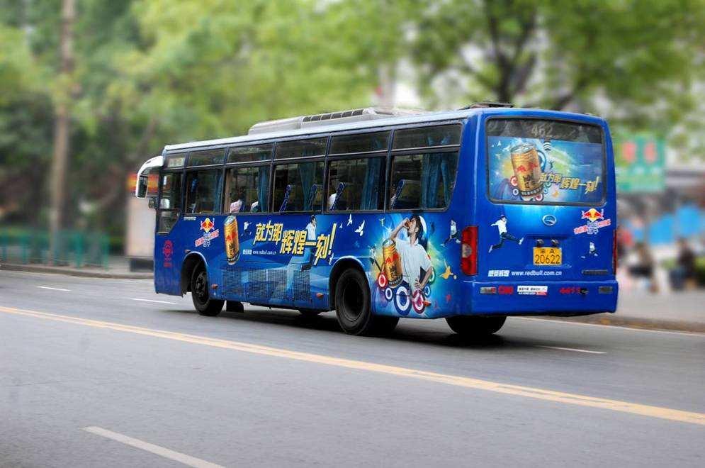 重庆设计车身广告