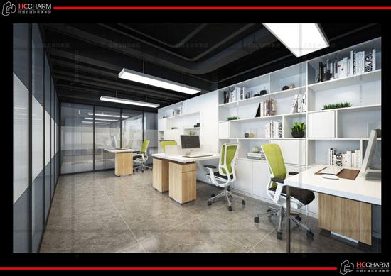 郑州办公室装修效果